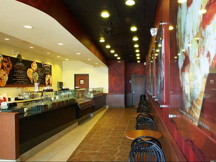 Projects Hospitality Cold Stone Creamery Acc